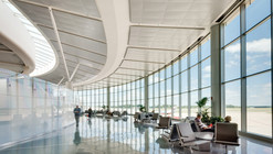 Baton Rouge Metropolitan Airport Extension / WHLC Architecture