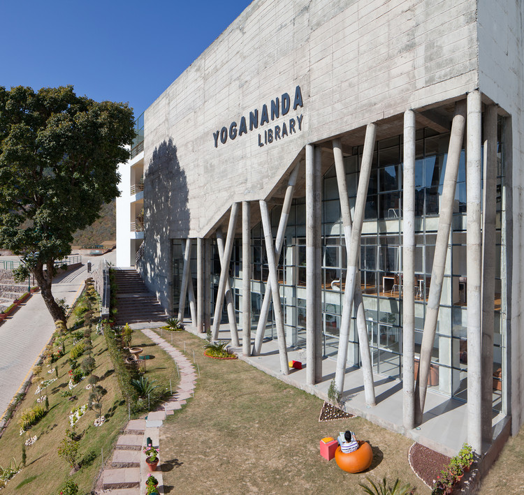 Yogananda Library / Sourabh Gupta, © Andre J Fanthome