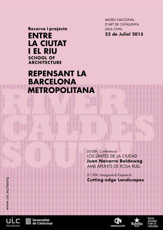 Cutting-edge Landscapes: trabajos Final de Grado en Museu Nacional d'Art de Catalunya / Barcelona