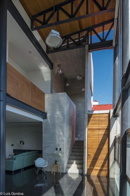 Casa EF / GBF Taller de Arquitectura, © Luis Gordoa