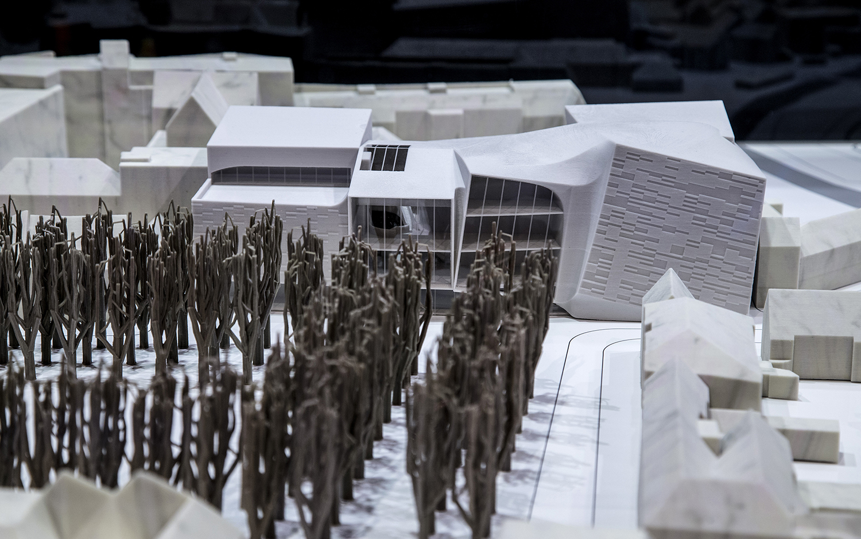 #545F7722394396 Gallery Of UNStudio's Den Bosch Theatre Design Selected Through  Van de bovenste plank Design Meubels Vughterstraat Den Bosch 2603 beeld 15009382603 Inspiratie