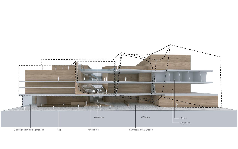 #77665423640348 Gallery Of UNStudio's Den Bosch Theatre Design Selected Through  Van de bovenste plank Design Meubels Vughterstraat Den Bosch 2603 beeld 15009382603 Inspiratie