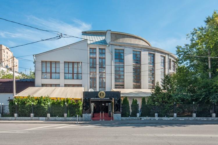 Club de la Fábrica Kauchuk (1927-1929) / Konstantin Melnikov. Imagen © Denis Esakov