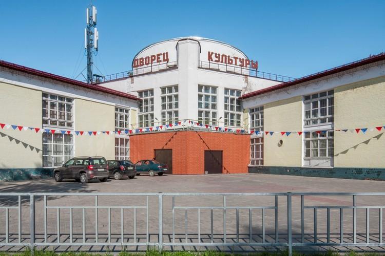 Club de la Fábrica de Porcelana (Dulyovo) (1930) / Konstantin Melnikov. Imagen © Denis Esakov