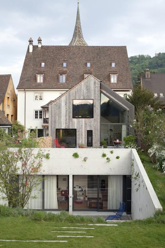 Residence © Borje Müller