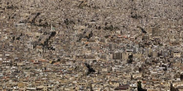 """""""Exodus"""" 8 fotografías que reflejan la masificación humana de este siglo, Damasco, Siria"""