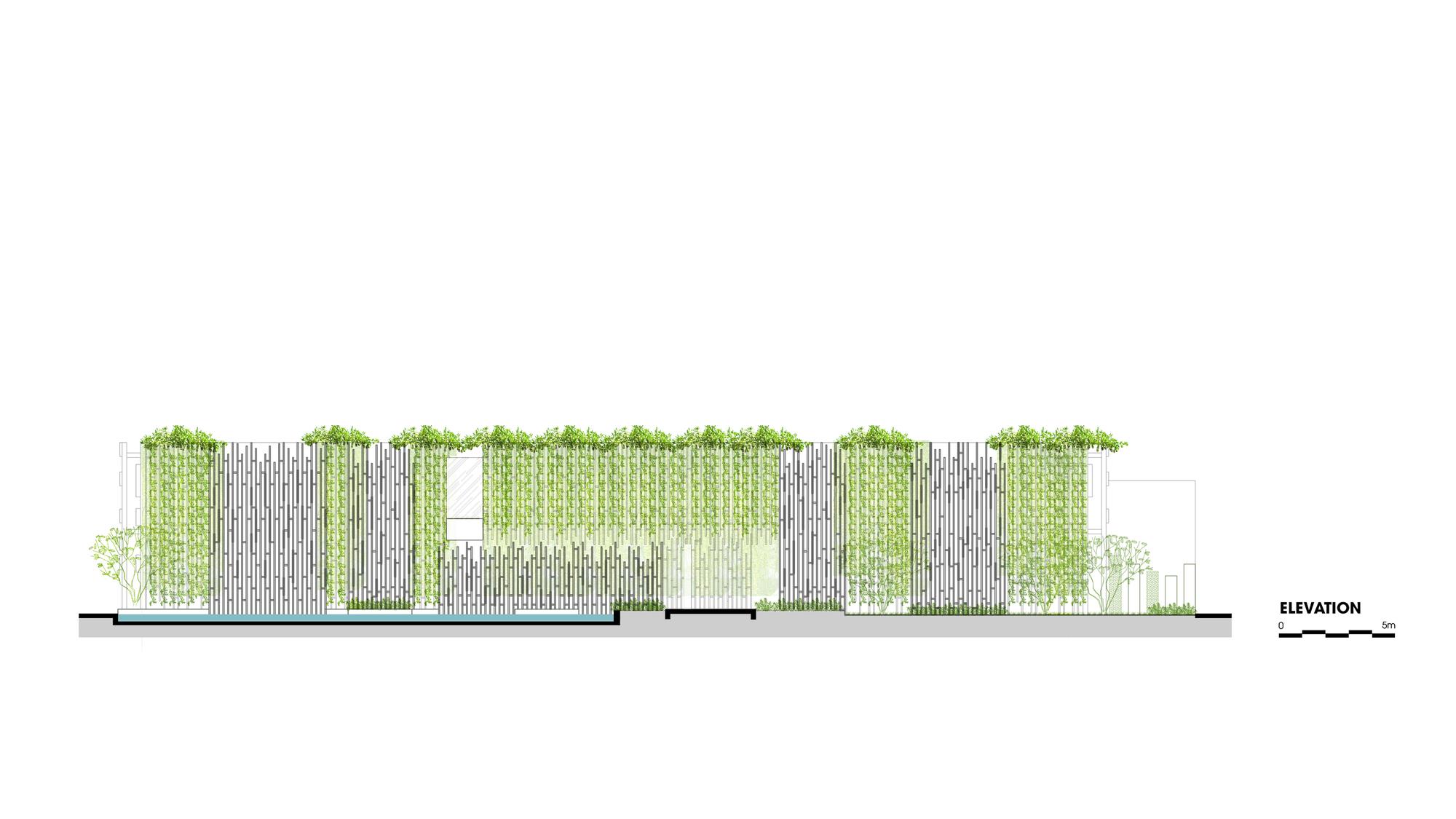 Clinic Floor Plan Gallery Of Naman Spa Mia Design Studio 21