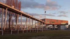 Créteil-Pompadour Suburban Station / AREP