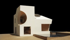 "Steven Holl Architects Breaks Ground on the ""Ex of In"" House in New York"