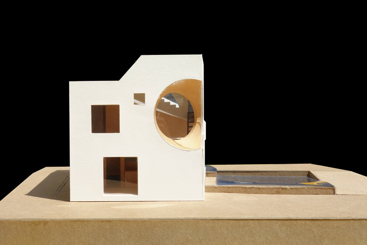 Model. Image Courtesy of Steven Holl Architects