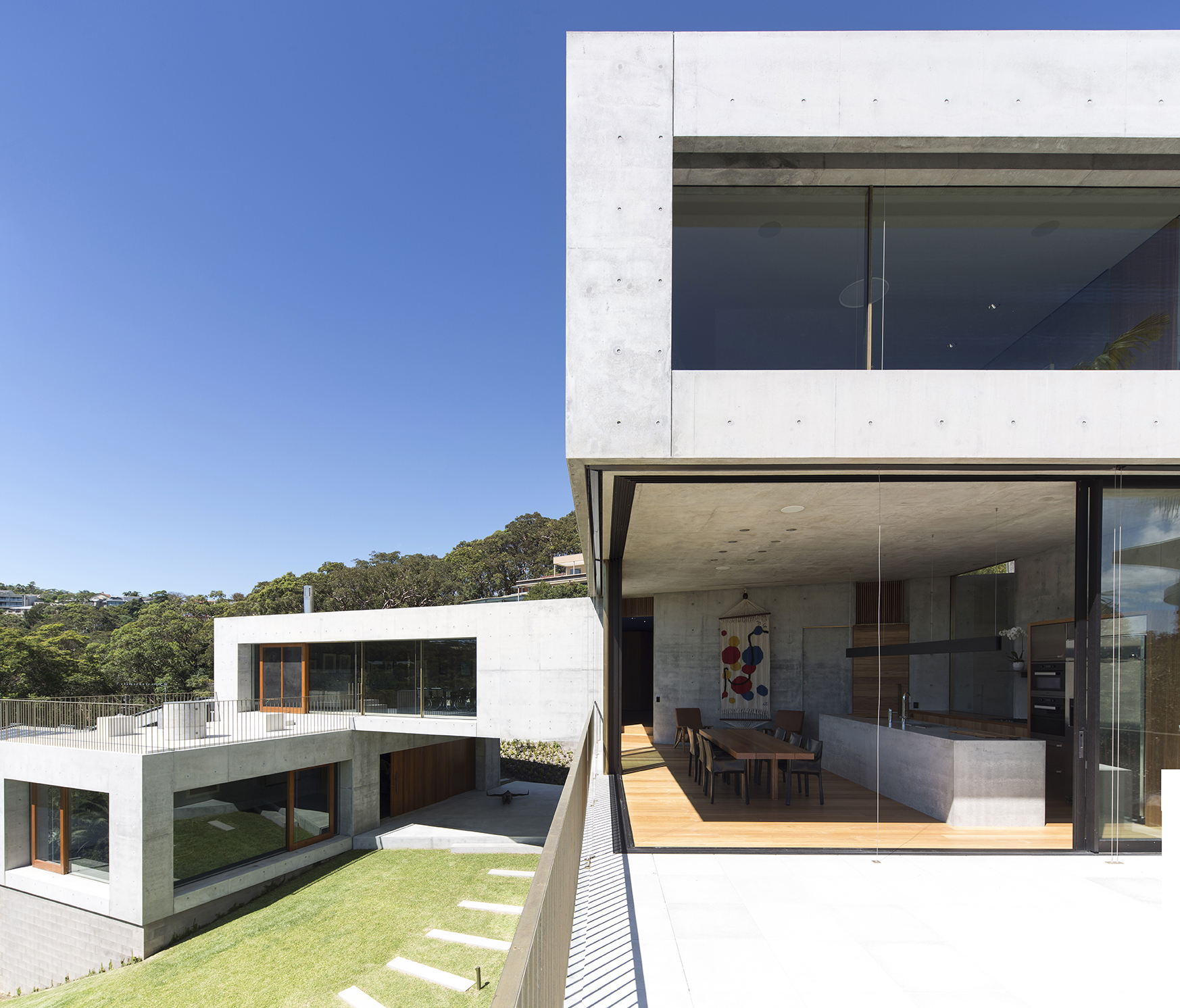^ Balmoral House / linton Murray + Polly Harbison rchDaily
