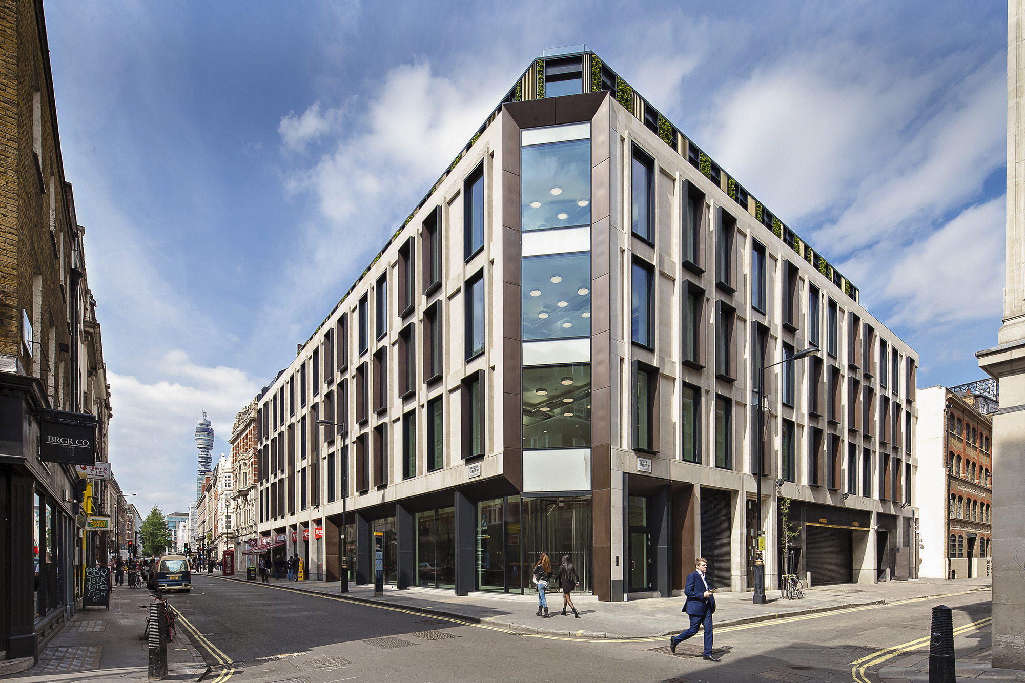 Gallery of ampersand building darling associates 1 Ampersand london