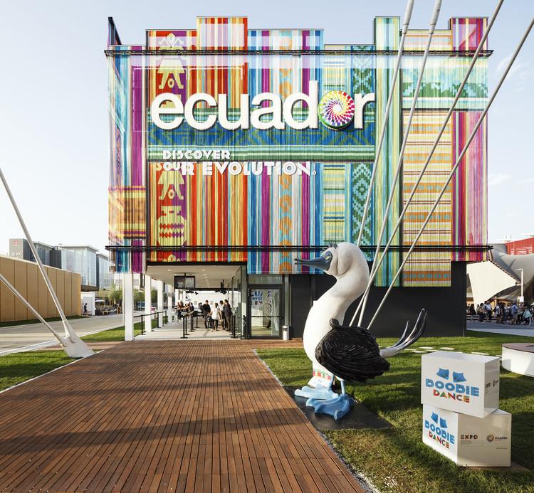 Pabellón de Ecuador Expo Milán / Zorrozua y Asociados, © Marcela Grassi