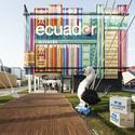 Pabellón de Ecuador Expo Milán / Zorrozua y Asociados