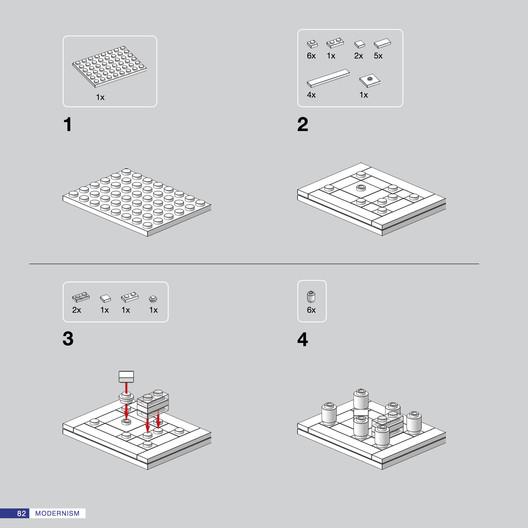 چگونه به وسیله لگو (LEGO) معمار شویم؟