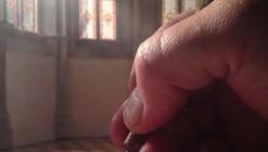 Ve cómo un artista de Brooklyn está creando un modelo a escala en miniatura de una catedral gótica