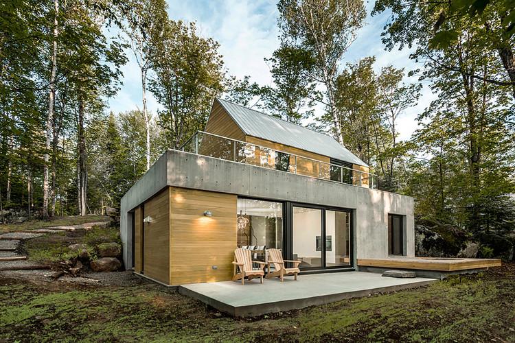 Spahaus  / YH2 Architecture, © Julien Perron-Gagné