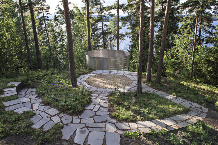 The Clearing - Memorial at Utøya / 3RW Arkitekter, © Martin Slottemo Lyngstad