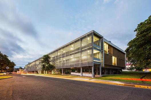 Terceiro Lugar: Alojamento para Estudantes - Ciudad del Saber, por SIC Arquitetura. Image © Ana Mello