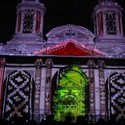 Video Mapping: 5 intervenciones de luz, video y espacio por Delight Lab