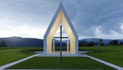 Capilla Maria Magdalena / Sacher.Locicero.Architectes