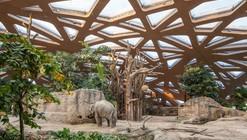 Casa del Elefante Zoo Zürich / Markus Schietsch Architekten
