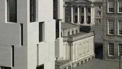 Edifício de Pesquisas de Ciências Humanas / Mccullough Mulvin Architects