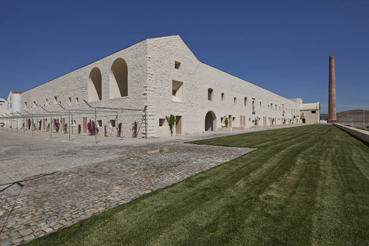 Convento Das Bernardas. Image © Luis Ferreira Alves