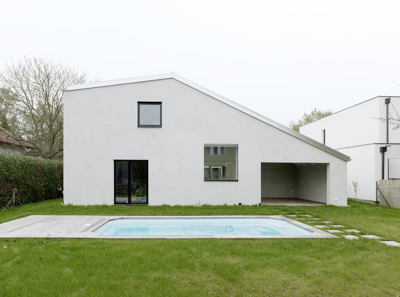 Gallery Of Low Budget Brick House Triendl Und Fessler