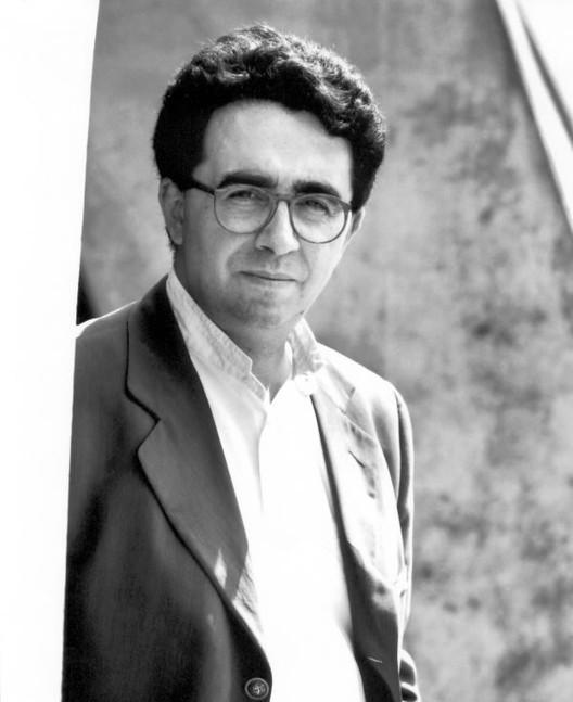 Santiago Calatrava. Imagen vía http://en.wikiarquitectura.com/