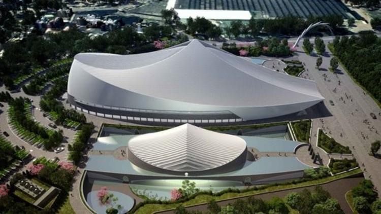 Cortesía de Santiago Calatrava, LLC
