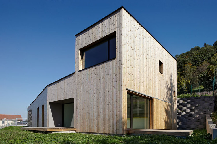 House Under the Castle / MODULORA, © Martin Kocich