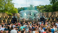 TU/e Students Design Stage for Extrema Outdoor Music Festival