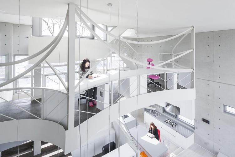 Archi-Fiore / IROJE KHM Architects, © Sergio Pirrone