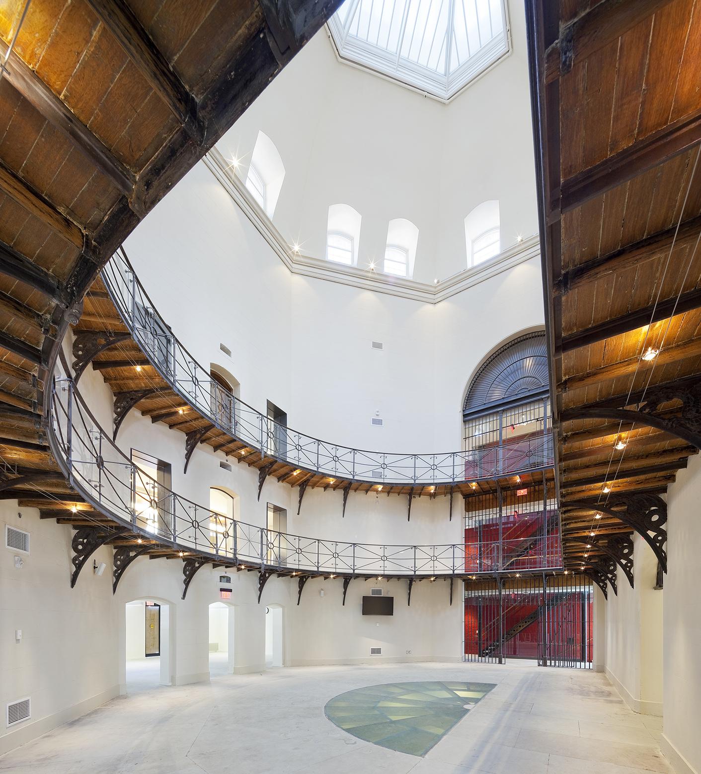 Bridgepoint active healthcare stantec architecture for Jail architect