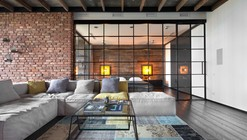 Loft in Kyiv / MARTINarchitects