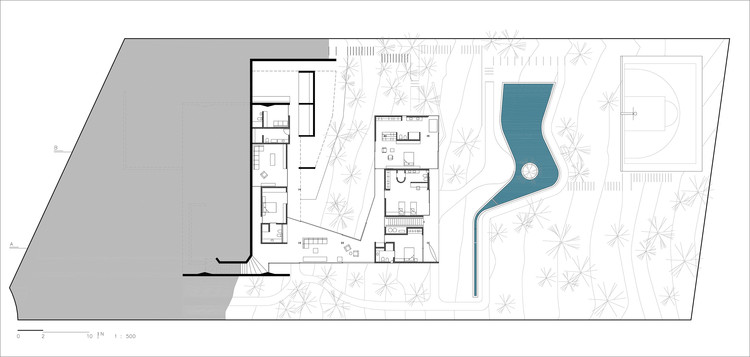 3rd Floor Plan - Rooms