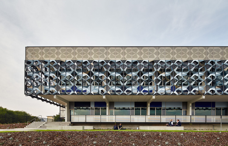 John Curtin College of the Arts / JCY Architects and Urban Designers, © Peter Bennetts