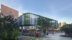 Pátio Westfarmers na Universidade Curtin / JCY Architects and Urban Designers