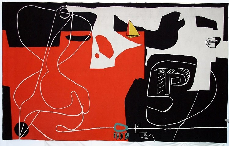 Le Corbusier Tapestry Intended for the Sydney Opera House Will Finally be Installed, © Sydney Opera House. Image via Architecture AU