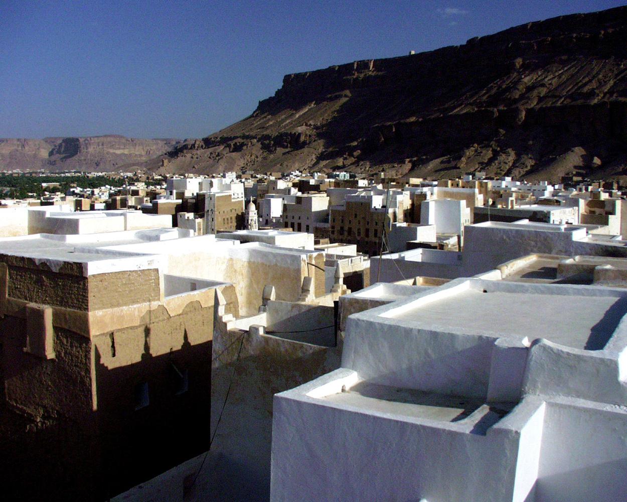The 'Manhattan of the Desert': Shibam, Yemen's Ancient Skyscraper City,Shibam rooftops. Image © Flickr CC user maartenF