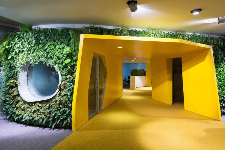 Segunda Etapa Sede Yandex  / Atrium, Cortesía de Atrium