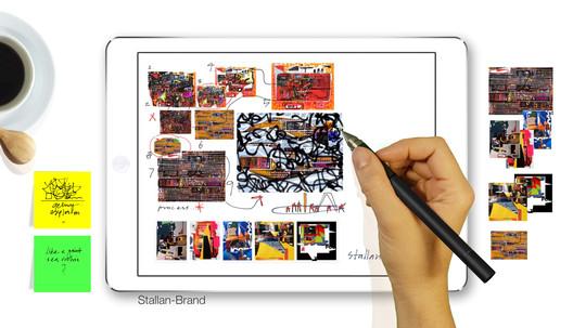Trabalho de Stallan-Brand. Imagem Cortesia de Morpholio