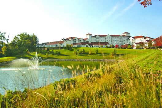 Meramec Bluffs Retirement Community in Missouri.. Image © Wikimedia user Luke Smith
