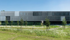 DLR Robotics and Mechatronics Center / Birk Heilmeyer und Frenzel Architekten