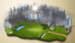 Una gran torre para purificar el aire de nuestras ciudades