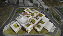 Competition Entry: Istanbul Gülsuyu Cemevi and Cultural Center