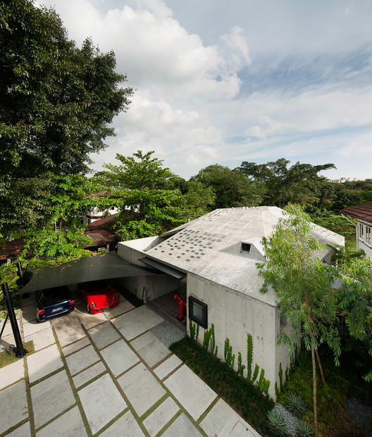 9 Leedon Park / ipli architects, © Jeremy San