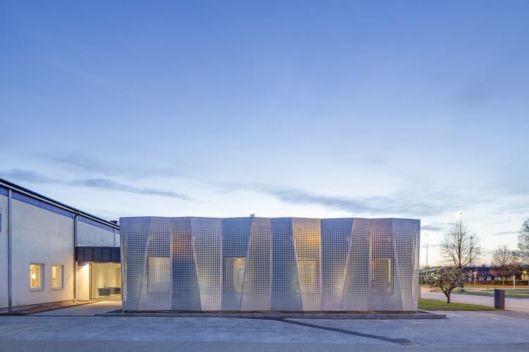Byggom AB Office Extension / Johan Sundberg arkitektur + Blasberg Andréasson Arkitekter, © Markus Linderoth