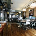 WeWork's Offices in New York's Meatpacking District. Image Courtesy of WeWork